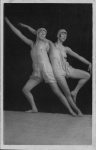 Annie Anita Braham (Left) Dance duo-2 Feb 1930.jpg