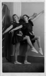 Anie Anita Braham (Right) - Dance pose - 3 Jan 1938.jpg